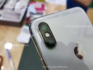 Dán cường lực camera iPhone X / Xs / Xs Max